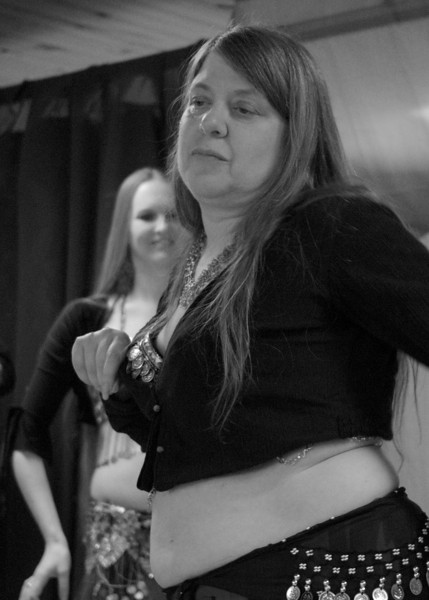 belly-dance